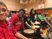 SHIS Day of Drumming!