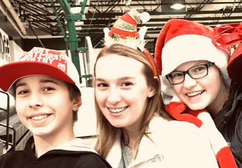 Holiday Hat Day