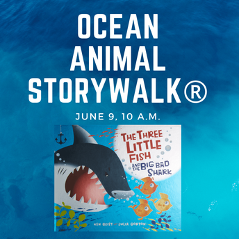 Ocean Animals Storywalk