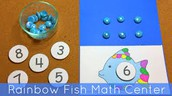 Counting with Rainbow Fish