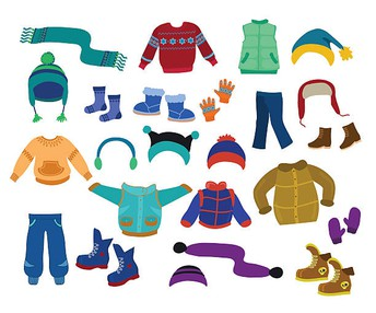 Winter Wear and Snow Gear