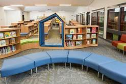 Flexible seating for Learning Resource Centers is one-five Foundation's new goal