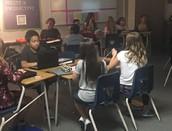 Sixth grade into computers!