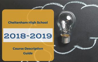 2018-2019 CHS Course Selection