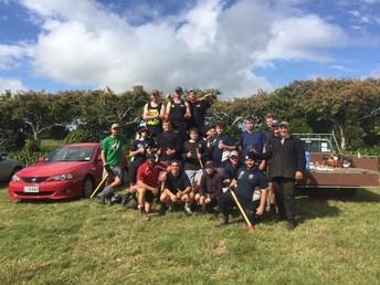The Wood Chop Crew