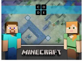 Minecraft (Grades 2+)