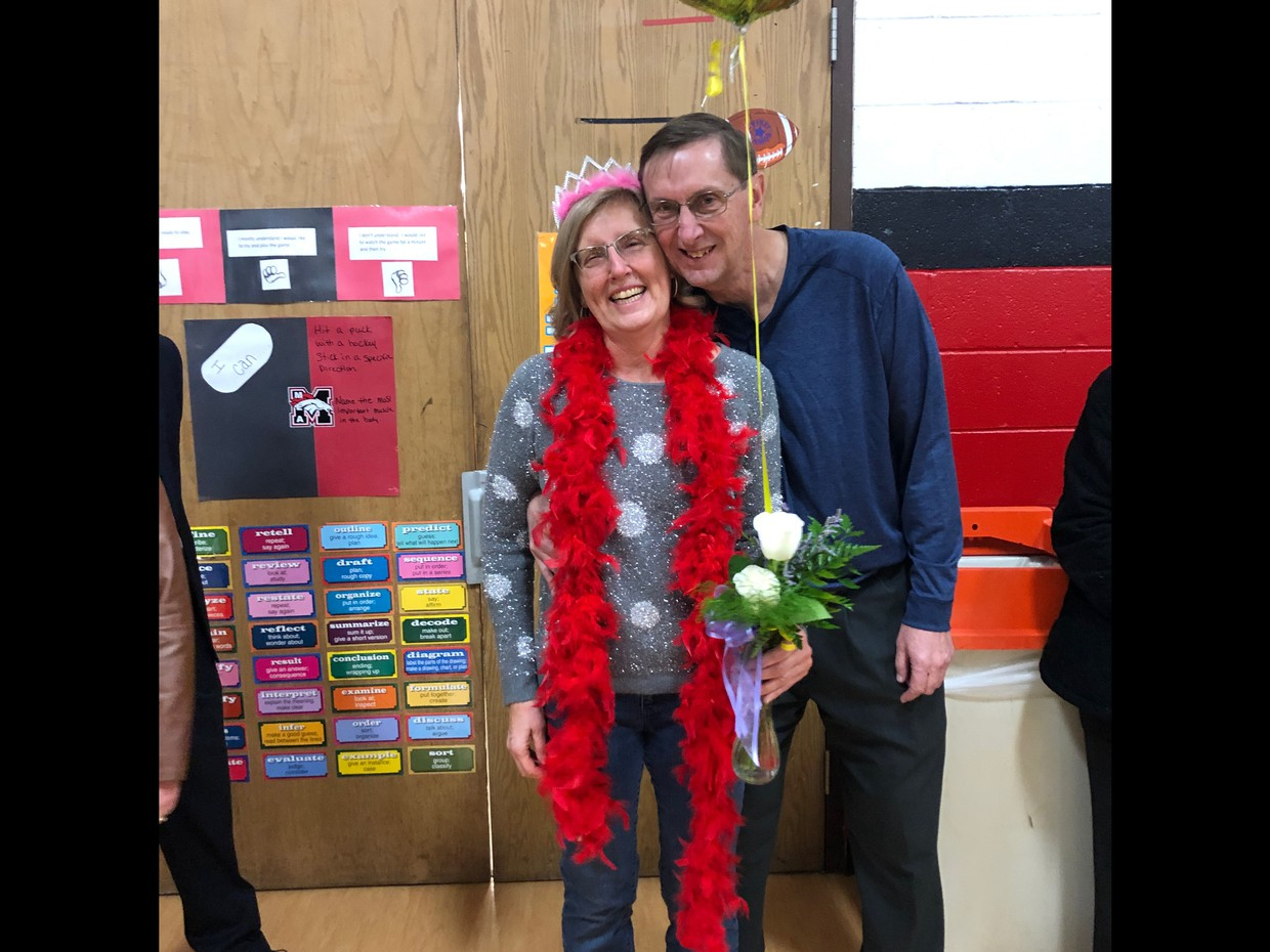 Congratulations to Mrs. Sheri Maples! She is our 2019-20 Teacher of the Year!