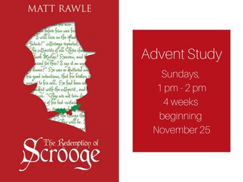 Join us for our Advent Study!