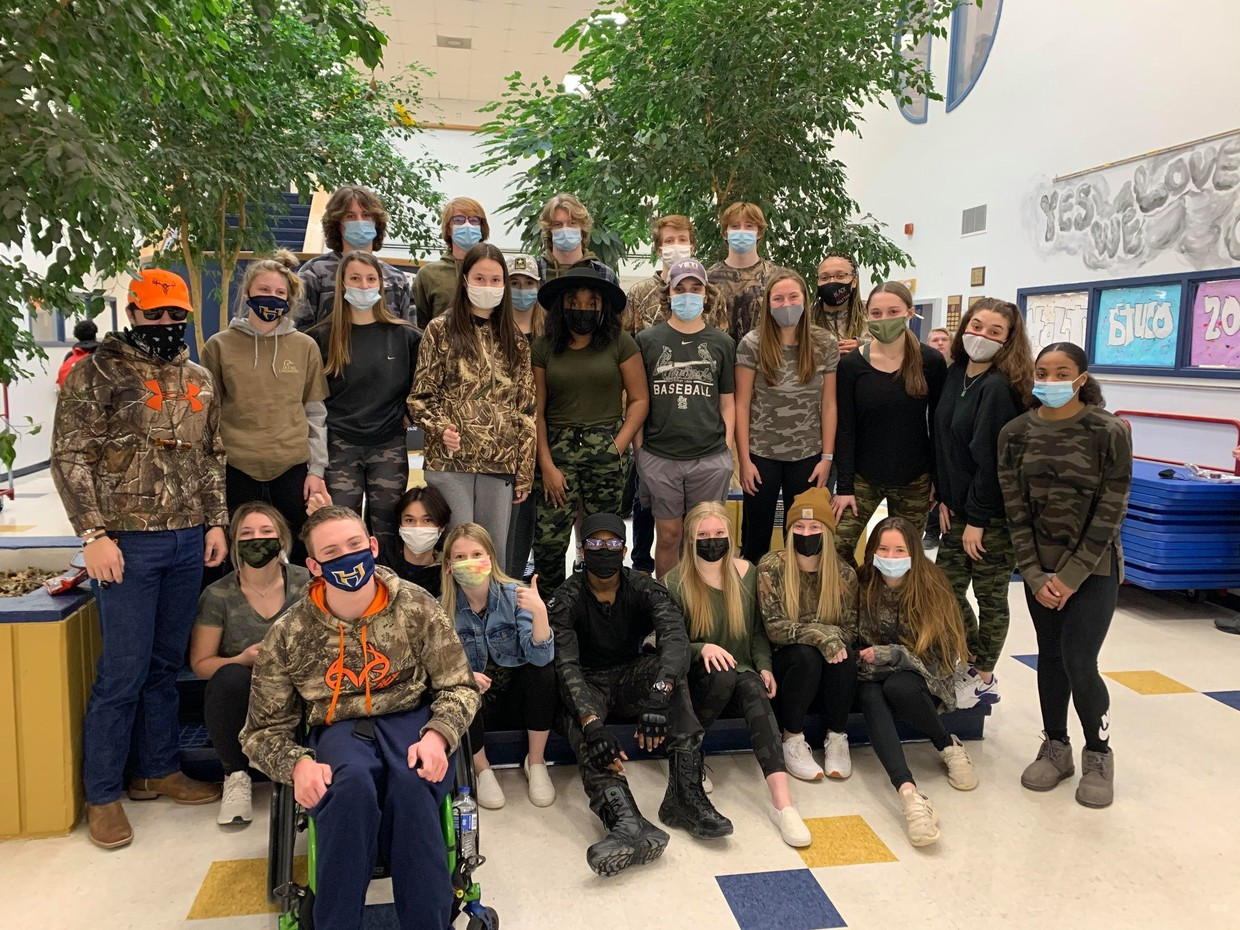 WSD High School Student Councils Receive Gold Honor Council Awards