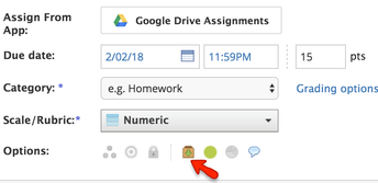Creating Assignments in Schoology