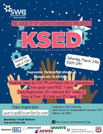 Kid's Science and Engineering Day