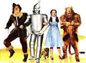 The Wizard of Oz Field Trip
