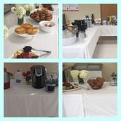 Welcome Back Staff Breakfast
