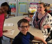 Mrs. Bullock's class - Suuuupuhstahs!