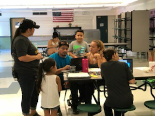 Student Check In & Free/Reduced Lunch Application
