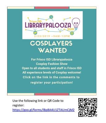 Librarypalooza