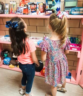 1st Grade Shopping