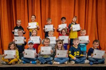 Y5, kindergarten, 1st, & 2nd grades