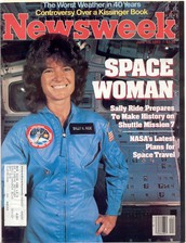 Dr. Sally Ride, The Founder of STEAM