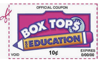 Every Box Top Helps Our School