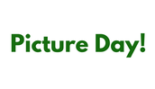 Picture Day - Wednesday October 18th