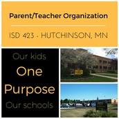 Hutchinson ISD 423: Parent-Teacher Organization