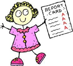 Report Card Date Change!