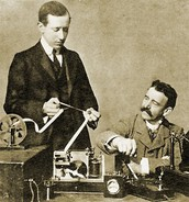 1901 - FIRST ATLANTIC WIRELESS TRANSMISSION