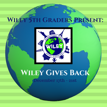Wiley Gives Back