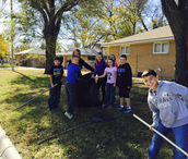 VOLUNTEERS NEEDED for 4th Grade's 2nd Annual Rake & Run