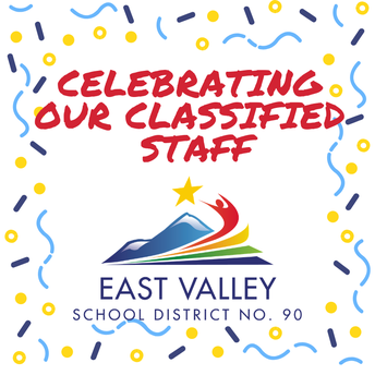CELEBRATING OUR CLASSIFIED STAFF