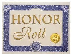Honor Roll (Cuadro de honor)