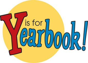 "Image that says ""Y is for Yearbook!"""