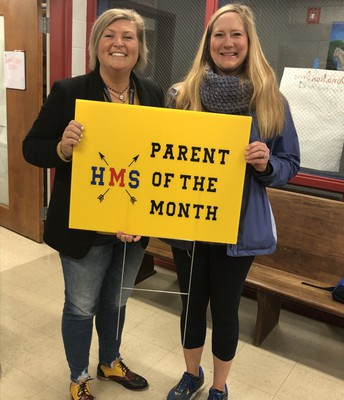 Petro's Parent of the Month!