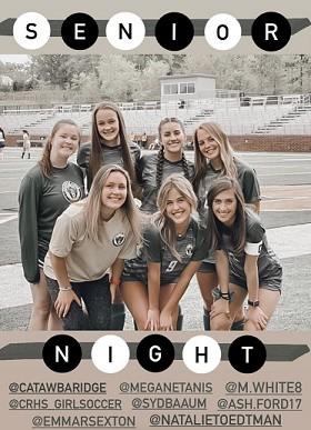 Ladies Soccer Seniors