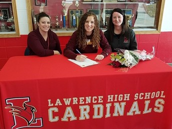 Berardi Signs with Rowan