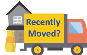 Have You Moved? Are You Moving?