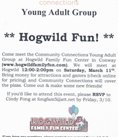 Young Adults with Autism Group in Central AR!