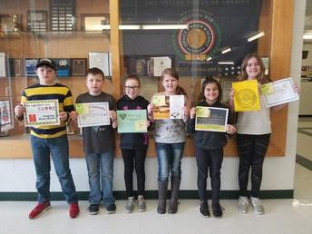 4th Grade Awards