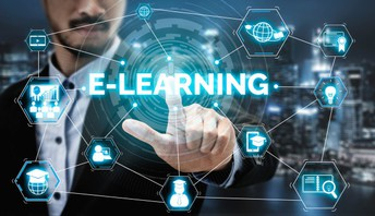 E-Learning Students and Families