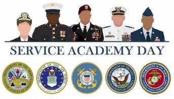 April 16, 2018 - 11:00 a.m. U.S. Service Academy