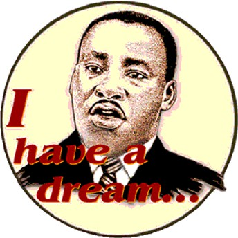 Martin Luther King Day (no school) ~ Monday, January 15, 2018