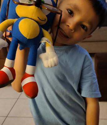 Xavier & Sonic