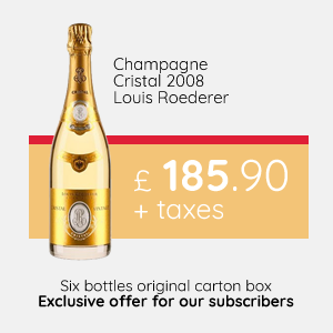 Champagne Cristal 2008 | Louis Roederer