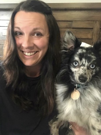 Mrs. Boehm's Weekly Challenge: Show us your pets or hobbies