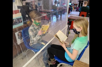 CES 4th COVID-Style Read to Someone (Daily 5)