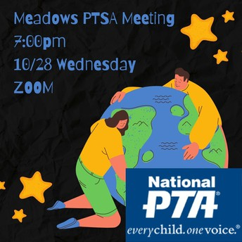 PTSA Updates- Association Meeting, Thank You, and Reflections Art Contest