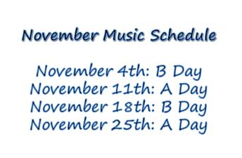 B Day Classes