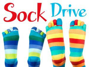The Sock Drive is On!