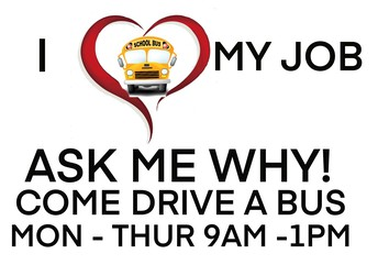 Not sure if driving a bus is right for you?